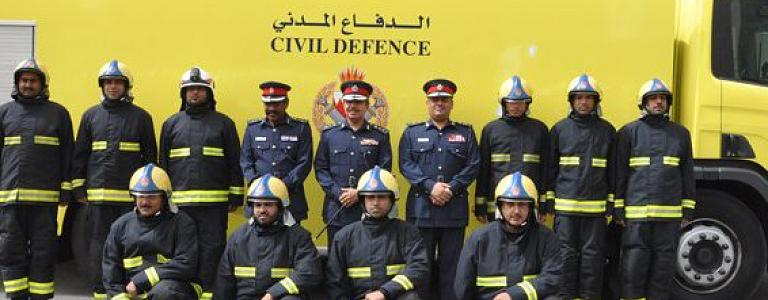 Bahrain: Civil Defense launches a new initiative on the occasion of entering schools