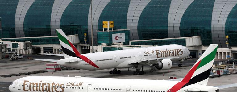 Emirates Airlines announces an increase in the number of travel destinations to 27 cities