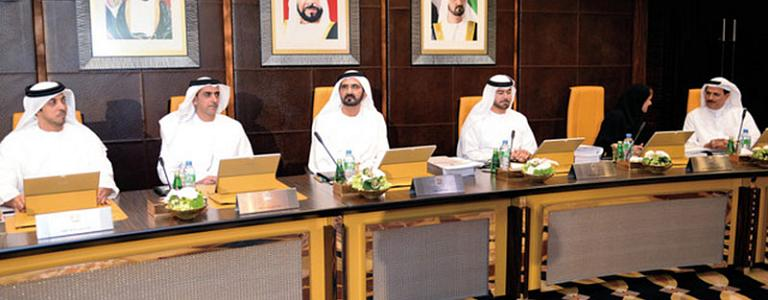 Urgent: A new cabinet reshuffle for the UAE government