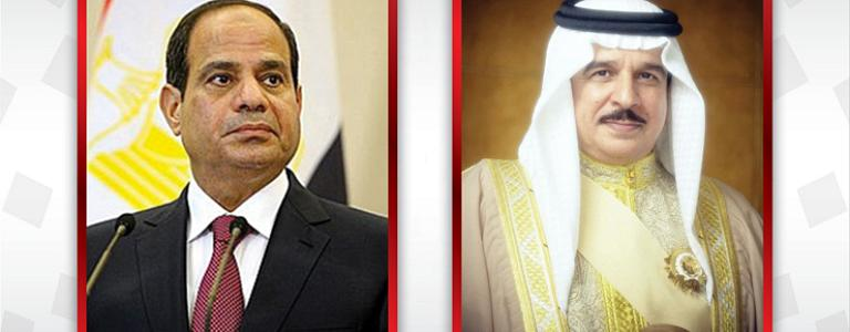 Bahrain: His Majesty the King offers condolences to the Egyptian President