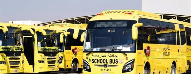 Abu Dhabi Police require school bus drivers to adhere to 5 rules