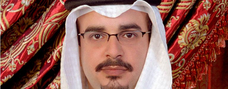 Bahrain: His Highness the Crown Prince and the Prime Minister offer condolences to the Algerian President