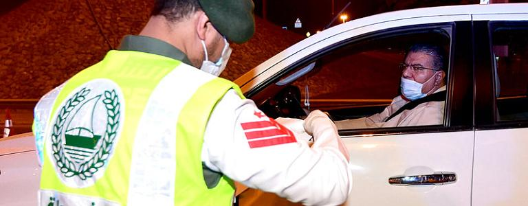 Conditions for dropping traffic violations by prescription