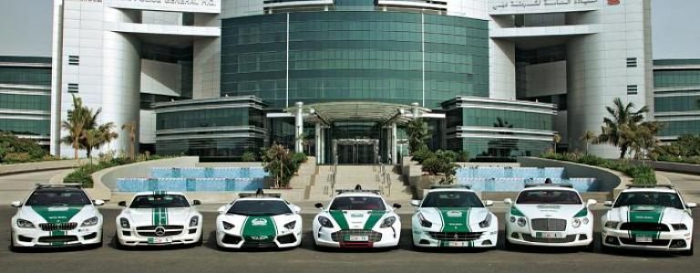 A special statement from the Dubai Police to enhance security for citizens and residents