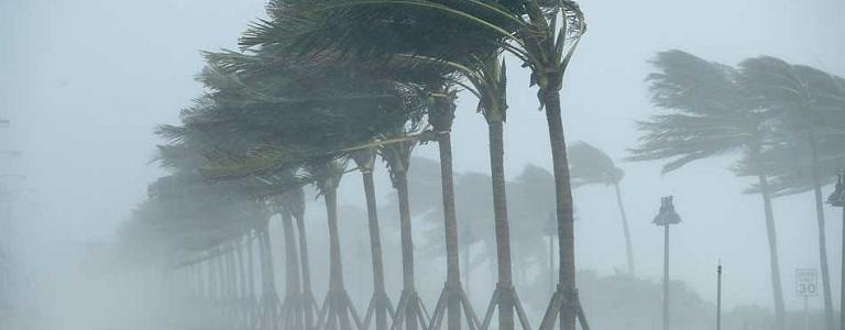 UAE: The National Center of Meteorology warns of a first-class hurricane