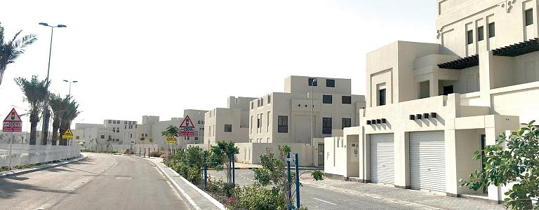 Bahrain: Establishment of shops in Salman City that include all services