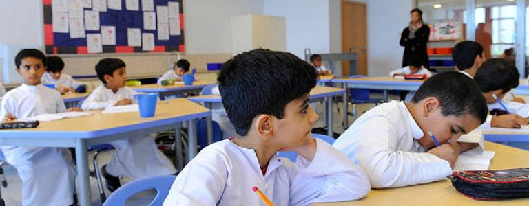 UAE: Distance education today and tomorrow in some state schools